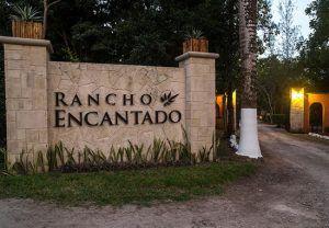 hotel rancho encantado laguna de bacalar quintana roo