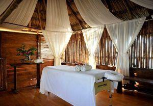 sala masajes hotel rancho encantado bacalar quintana roo