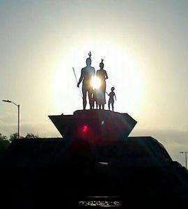 monumento al mestizaje chetumal quintana roo