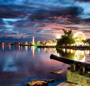 luces de la ciudad chetumal quintana roo