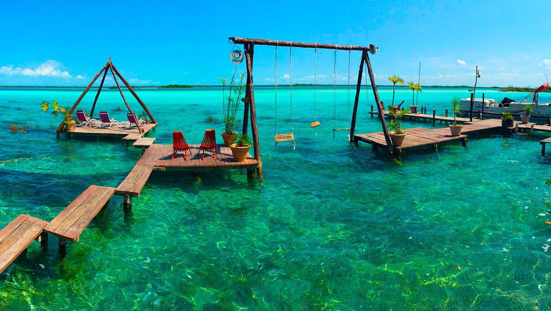 Bacalar Quintana Roo Laguna