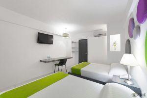 hotel villanueva habitacion doble