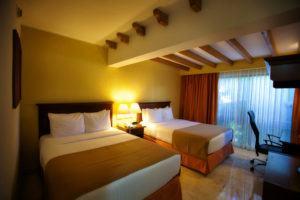 habitación-estándar-hotel-capital-plaza-Bacalar