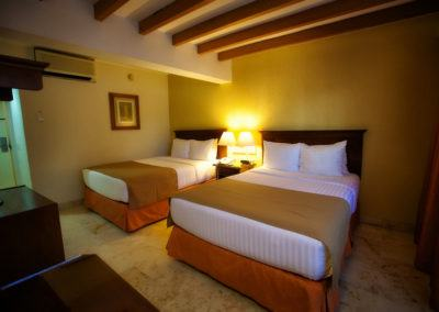 habitación-estándar-hotel-capital-plaza-en-chetumal