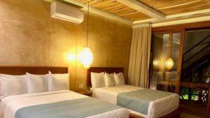habitacion hotel carolina ambiente calido