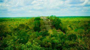 Tour Calakmul