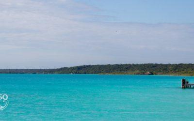 Laguna de Bacalar, única en el mundo