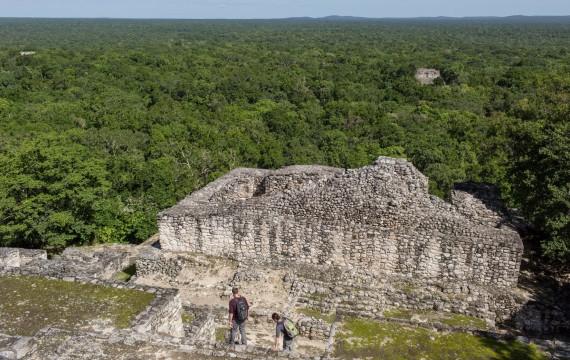 Calakmul, patrimonio mixto de la humanidad